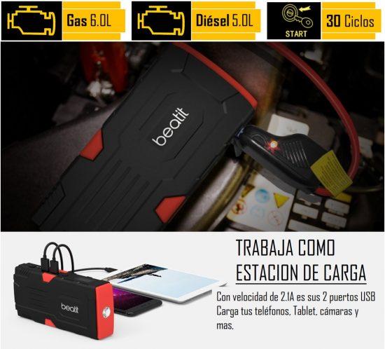 arrancador bateria barato