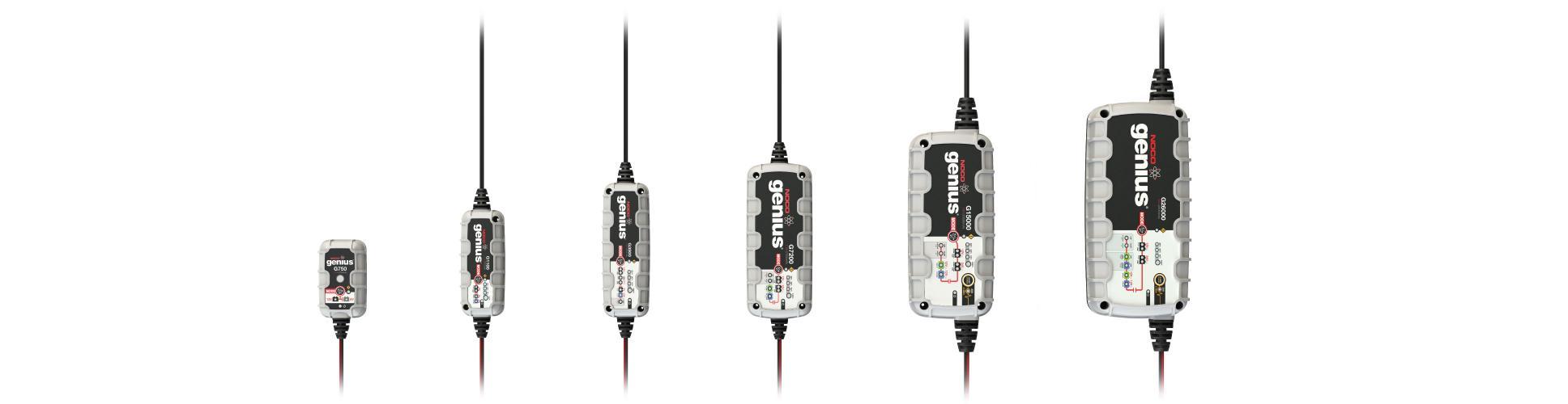 cargadores de bateria noco genius