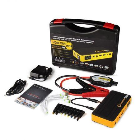 mejor arrancador de baterias autos