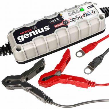 mejor cargador bateria coche