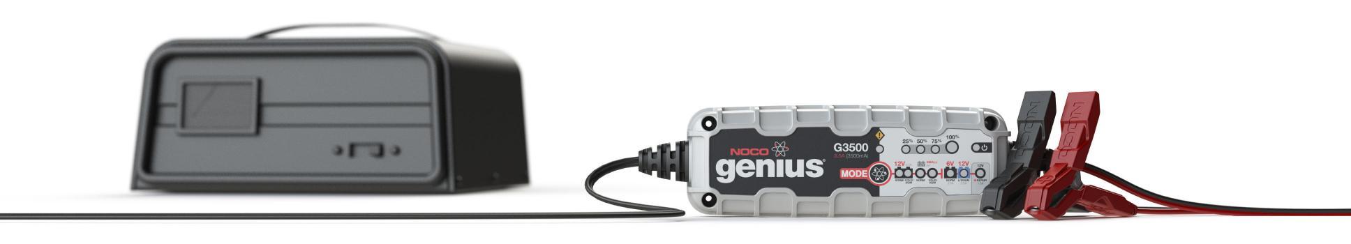 mejor cargador de bateria coche noco genius g3500