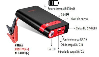 arrancador de bateria de bajo precio