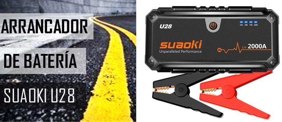 Arrancador Suaoki U28