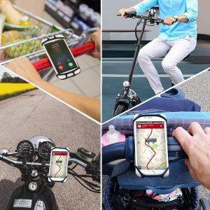Que Soporte de Movil para Bici Comprar
