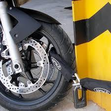 cual es la mejor Cadena Antirrobo para Moto