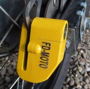 antirrobo para motos fd motox3