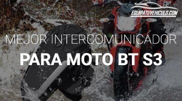 Intercomunicador para Moto BT S3