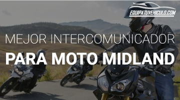 Intercomunicador para Moto Midland