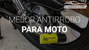 Antirrobo para Moto