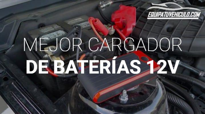 Cargadores de Batería 12V