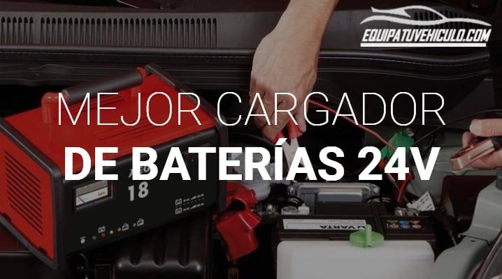 Cargadores de Batería 24V