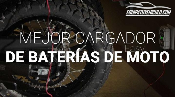 Cargadores de Batería de Moto
