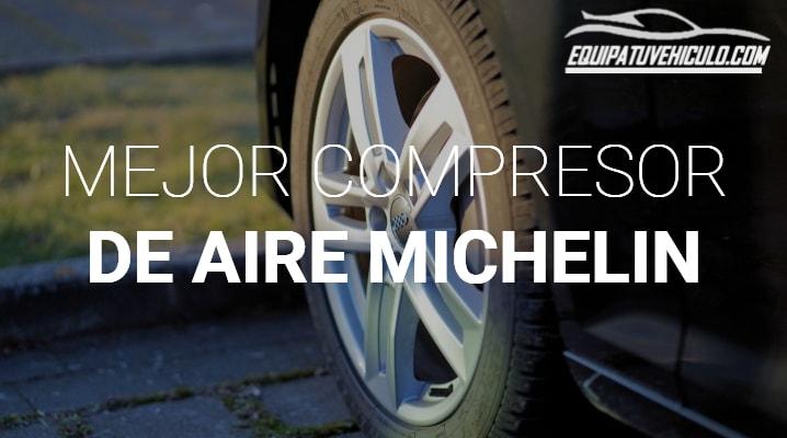 Compresor de Aire para Coche Michelin
