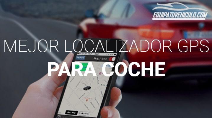 Localizador GPS Para Coche