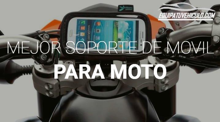 Soporte de Móvil para Moto