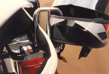 Cómo usar un Antirrobo para Casco de Moto
