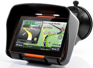 Navegador GPS para Moto Barato