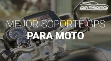 Soporte GPS para Moto