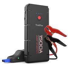 abox trekow - Mejor Arrancador de Baterías Para Moto