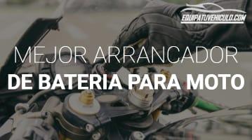 Arrancador de Baterías Para Moto