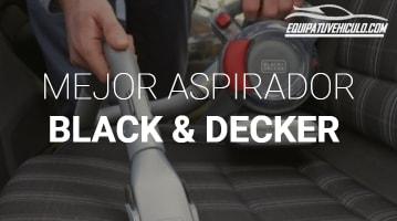 Aspirador de Coche Black & Decker