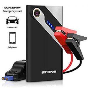 superpow jump starter - Arrancador de Baterías Para Moto Barato