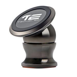 Sujeta Móvil para Coche con Imán y Rotación de 360 grados