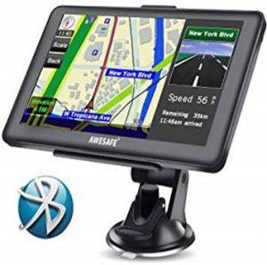 El GPS para coche con Recordatorio Inteligente
