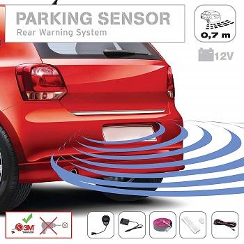 Mejor sensor de aparcamiento electromagnetico Sumex
