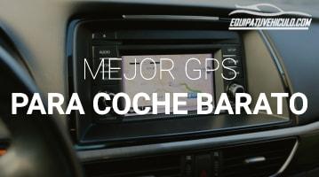 GPS para Coche Barato