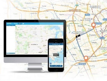 Cómo usar un GPS Localizador de Moto