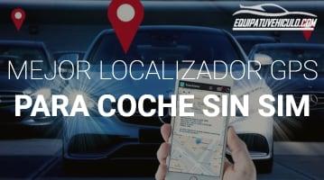 Localizador GPS para Coche Sin Tarjeta SIM