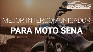 Intercomunicador para Moto Sena