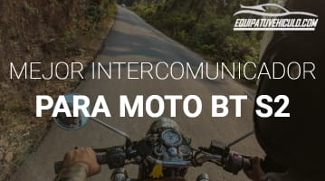 Intercomunicadores para Moto BT S2