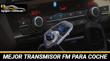 Transmisor FM para Coche