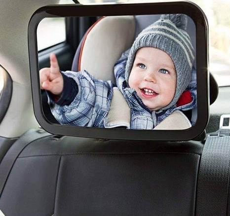 Qué Espejo de Bebé para Coche Comprar