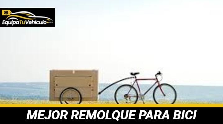 Remolque para Bici