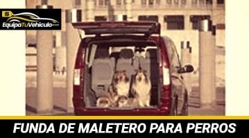 Funda de Maletero para Perros