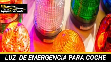 Mejor Luz De Emergencia para Coche