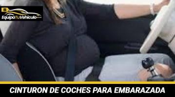 Mejor Cinturón de Coche para Embarazada