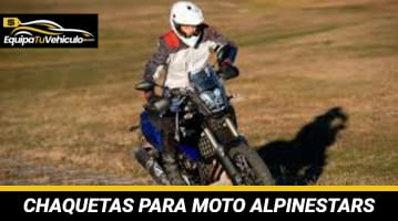 Chaquetas para Moto Alpinestar