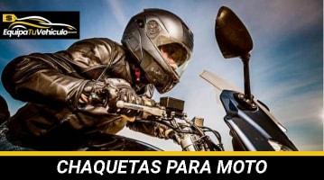 Mejor Chaqueta para Moto
