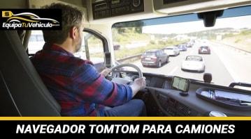 Navegador TomTom para Camiones