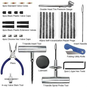 Qué Kit para Reparación Neumáticos comprar