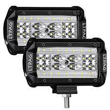 Cuánto Cuesta un Foco de Trabajo LED para Tractor