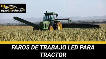 Faros de Trabajo LED para Tractor