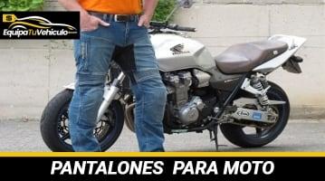 Pantalones para Moto