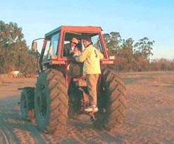 Asiento para Tractor - precios