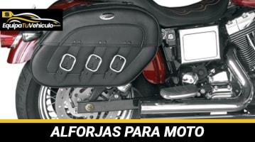 Alforjas para Moto