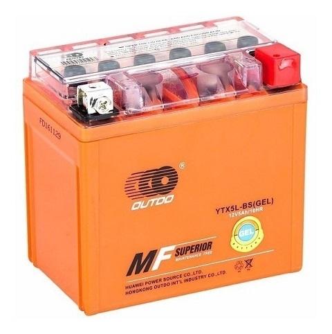Cómo cargar una Batería de Gel para Moto